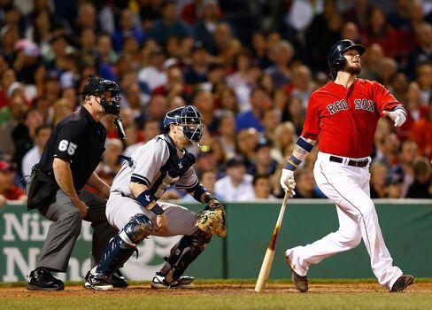 Yankees Lose 8-4 to Red Sox on Saltalamacchia's Grand Slam