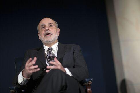 Bernanke's Crisis Playbook Reopens as QE Taper Nears: Economy