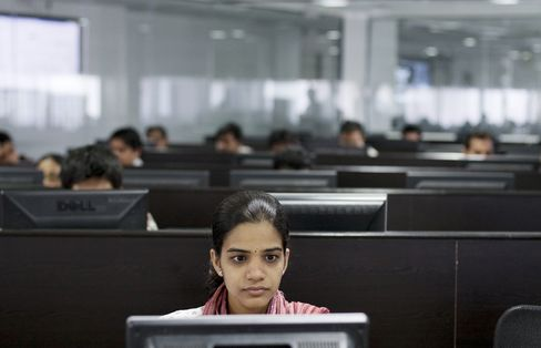 India's Nifty-Index Futures Fall for Fourth Day Amid Fed Concern