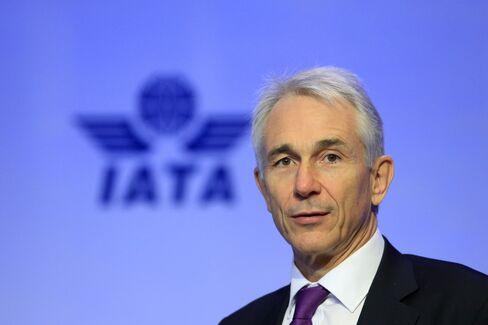IATA CEO Tyler