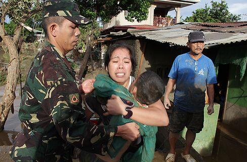 Philippine Floods, Landslides Kill 652 in 2011's Worst Storm