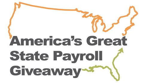 America's Great State Payroll Giveaway