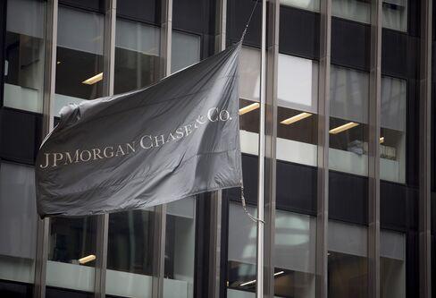 JPMorgan Chase & Co. Flag Flies