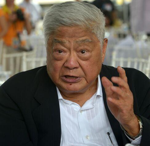 Billionaire John Gokongwei