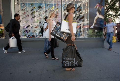 U.S. Consumer Confidence Falls to Two-Year Low