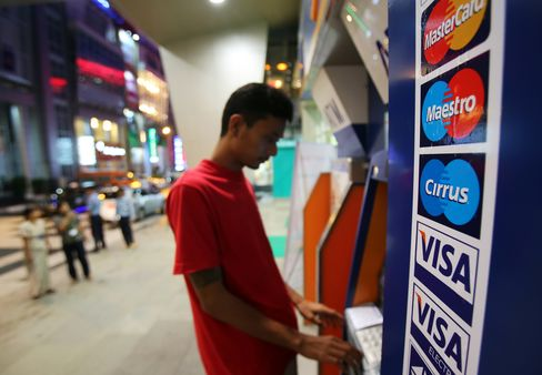 ATM Machines in Yangon