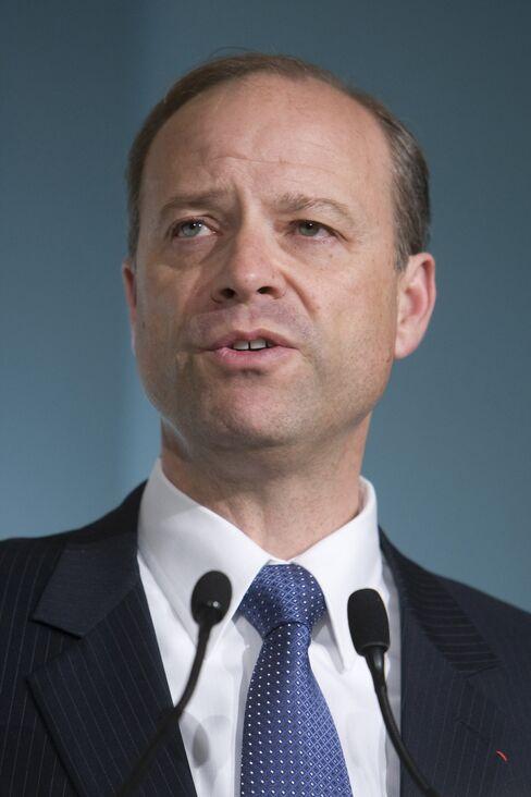 Sanofi-Aventis SA CEO Chris Viehbacher