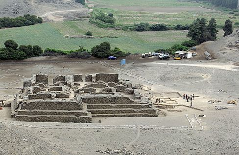 Peruvian Archaeologists Discover 5,000-Year-Old Temple in Lima