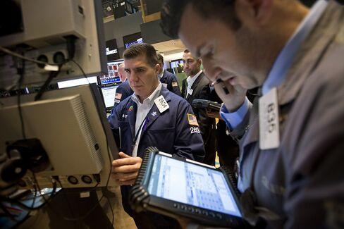 U.S. Stocks Decline as Investors Await Europe Meeting on Greece