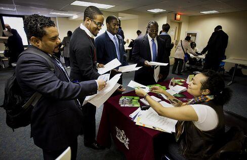 Job Seekers in New York