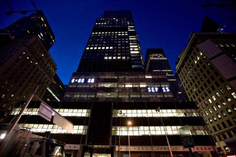 Lehman Haunts Wall Street Efforts to Rebuild Broken Model