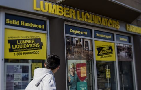 Lumber Liquidators settles with Department of Justice for $13.2 million