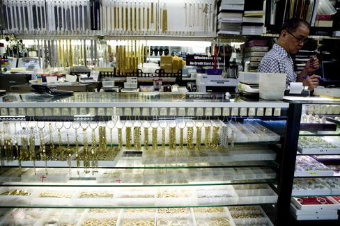 Gold Extends Biggest Slump in 18 Months