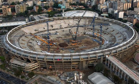 FIFA Sponsors to Return World Cup Tickets to Avoid Empty Seats