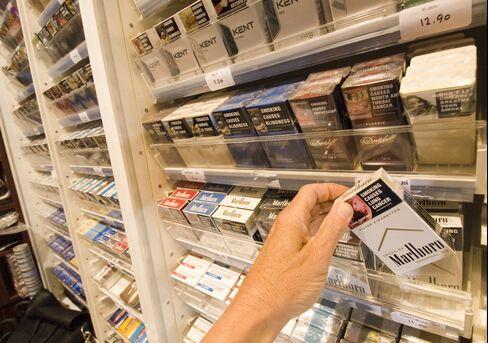 Australia Cigarettes