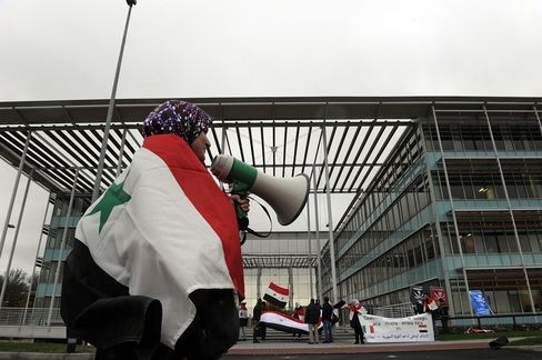Italian Firm Exits Syrian Monitoring Project, Repubblica Say