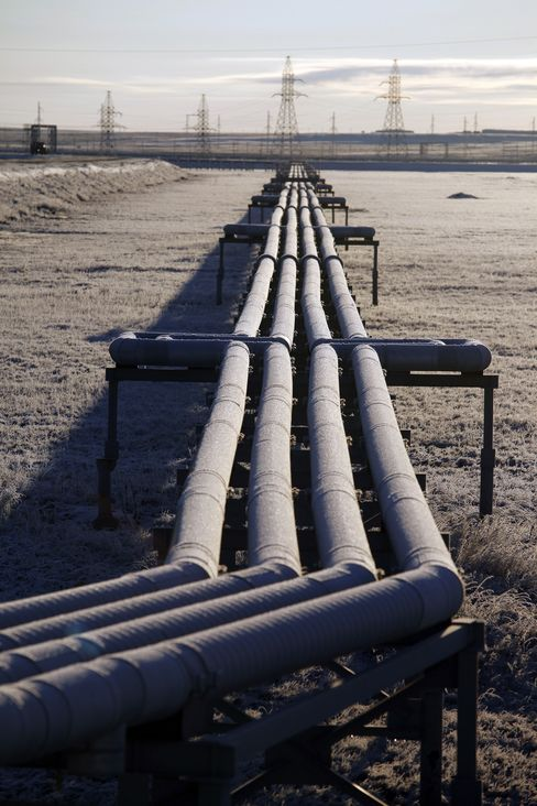 EU Readies Natural-Gas Plan to Cut Reliance on Russia