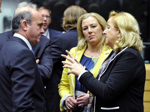 EU Finance Chiefs Reach Deal on Handling Losses at Failing Banks