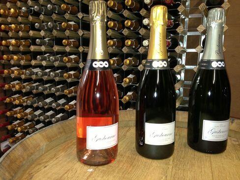 Sparkling Wine from Gusbourne Estate