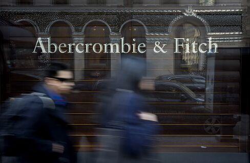 Abercrombie Declines After Profit Trails Analysts' Estimates