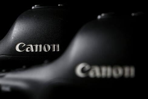 Canon Inc. digital cameras