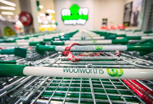 Woolworths Profit Meets Estimates as New Stores Boost Sales