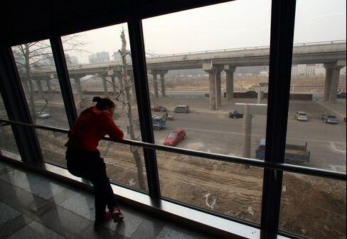 Subway Station in Beijing