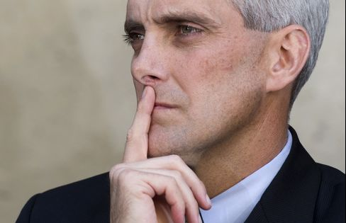 White House Chief of Staff Denis McDonough