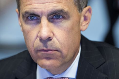 BOE Maintains Stimulus as Carney Assesses U.K. Recovery Strength