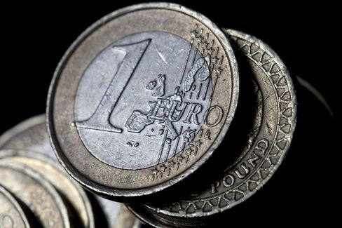 Euro Slides Toward 2-Year Low Amid Concern Over Spanish Banks