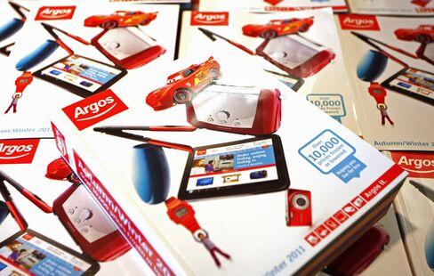 Wal-Mart's Asda Discounts Target Argos in U.K. Toy War