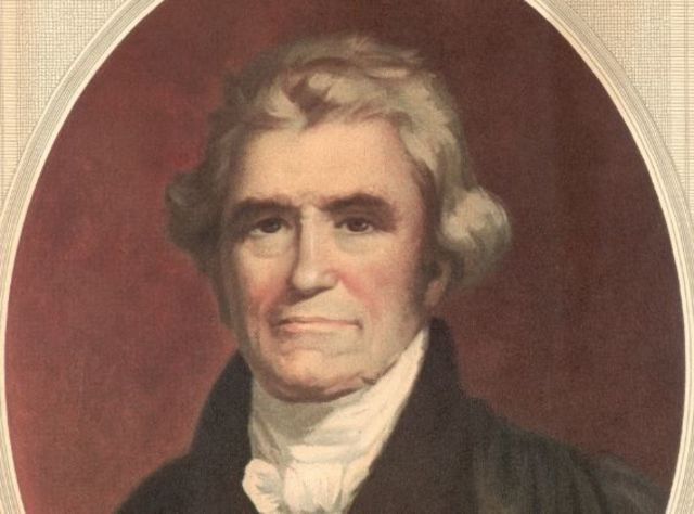 John Marshall: an undisputed Hall of Famer. Source: Hulton Archive/Getty Images