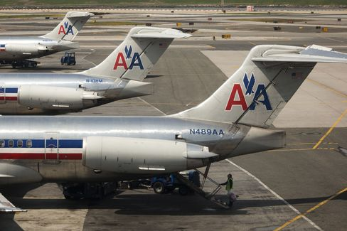 American Airlines Says U.S. Justice Department Probing