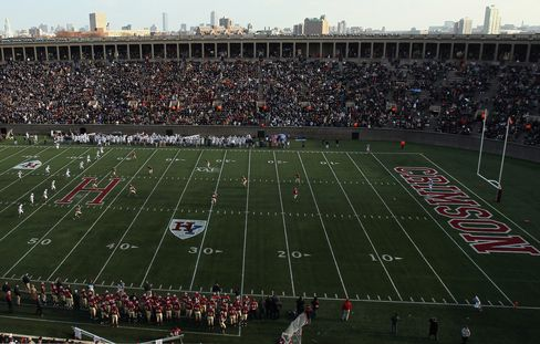 Harvard Football Said to Risk Losing Players in Cheating Probe