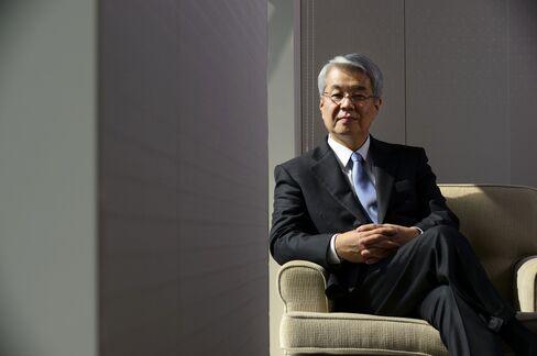 Resona Holdings Inc. President Kazuhiro Higashi