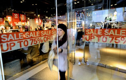 Retail Forecast for December Raised at ICSC on Discounts