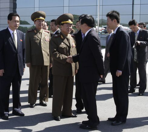 North Korean Leader Kim Jong Un Sends Special Envoy to China