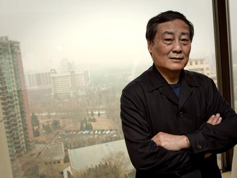 Zong Qinghou, chairman of Hangzhou Wahaha Group Ltd