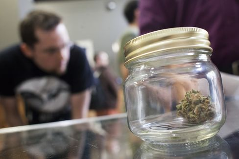 Marijuana Store in Washington