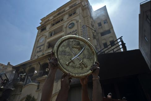 Cairo Smoke Signaled Brotherhood's Ouster as Military Bites Back