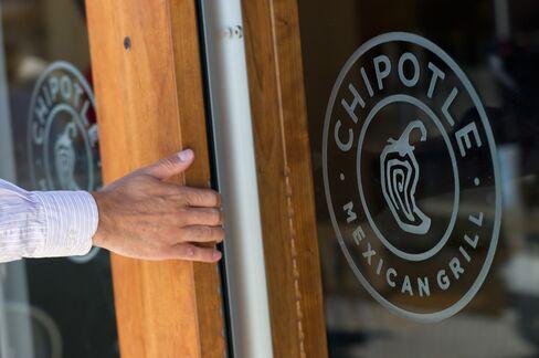 Chipotle Climbs After First-Quarter Revenue Tops Estimates