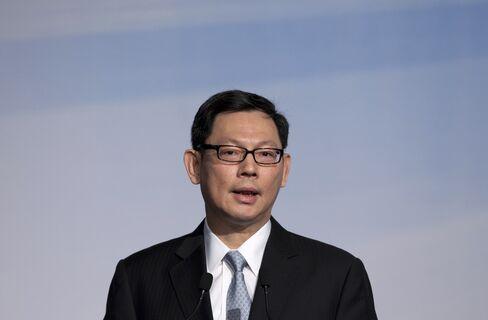 HKMA Chief Executive Norman Chan