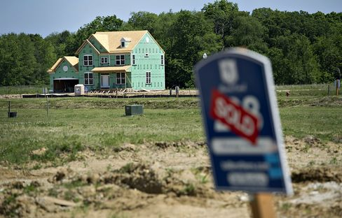 New-Home Sales in U.S. Surge in January to Highest Since 2008