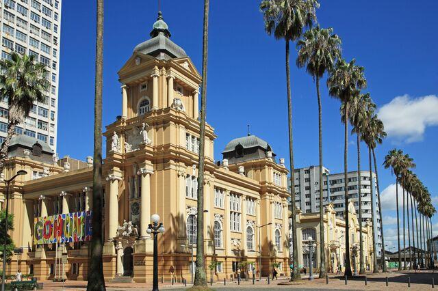 Porto Alegre, Brazil, let's the public pick important city projects.