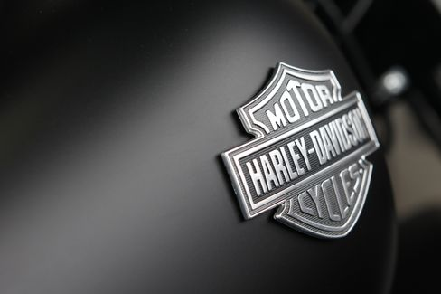 Harleys With Joysticks End Century of Bike-Design Inertia
