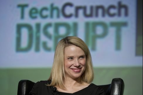 Yahoo! Inc., CEO Marissa Mayer