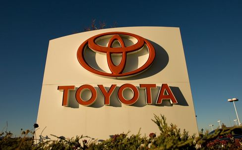 Toyota to Face Sudden-Acceleration Trial in 2013