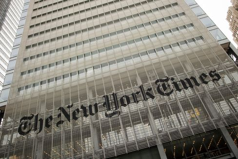 New York Times Shares Decline After Lazard Cuts Rating to Sell