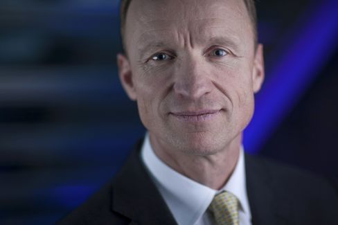 Everything Everywhere Chief Executive Officer Olaf Swantee