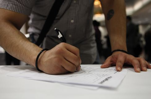 Unemployment May Drop to 6% by Mid-2013, N.Y. Fed Study Finds